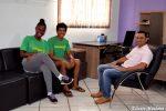 Grêmio Estudantil da Escola Odete é recebido pelo Presidente do Poder Legislativo