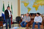 Vereadores aprovam projeto de Decreto, que concede Título de Cidadão Nioaquense a Dorival Betini.