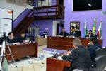 Câmara recebe projetos de leis do executivo, para estudos, análises e posterior apreciação